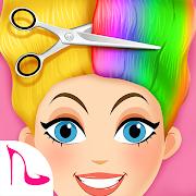 Super Hair Salon:Hair Cut & Hairstyle Makeup Games