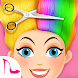 Super Hair Salon:Hair Cut & Hairstyle Makeup Games - Androidアプリ