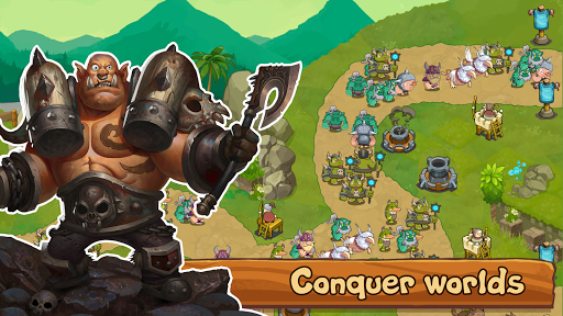 Tower Defense Kingdom: Advance Realm apkslow screenshots 7