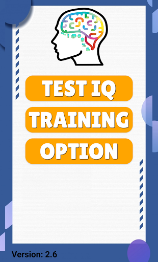 IQ Test and Math IQ 2.8 screenshots 1