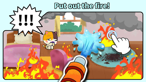 Baby Panda's Fire Safety  screenshots 2
