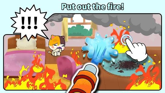 Baby Panda's Fire Safety MOD APK (Premium) 2