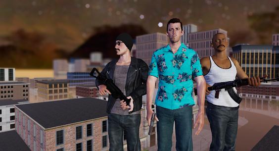 Gangster amp  Mafia Grand Miami City crime simulator Apk 4