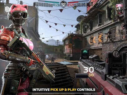 Modern Combat Versus: FPS game MOD APK 1.17.32 (Wall Hack) 11