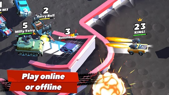 Crash of Cars (MOD, Unlimited Coins) 5