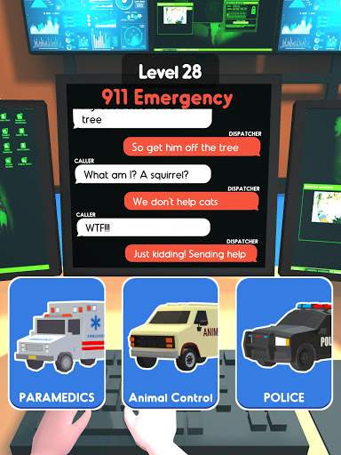 911 Emergency Dispatcher 1.064.1 screenshots 18