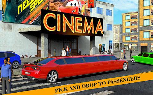 Luxury Limo Simulator 2020 : City Drive 3D 1.8 screenshots 1