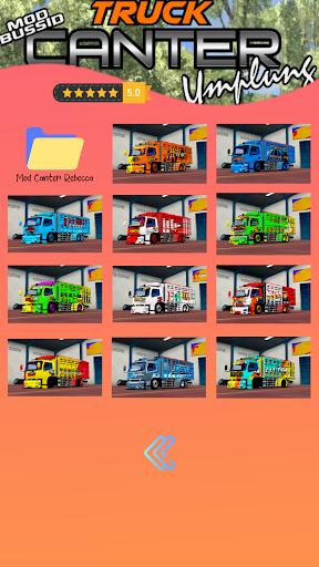 Mod Bussid Truck Umplung 1.0 Screenshots 4