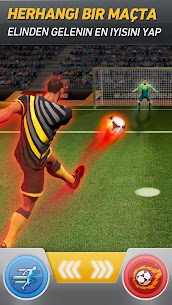 BE A LEGEND  Gerçek Futbol Şampiyonu Oyunu Efsane Apk Son Sürüm 2021 3