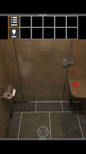Escape game: Restroom. Restaurant edition