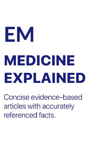 Explain Medicine 1.0.7 Screenshots 1