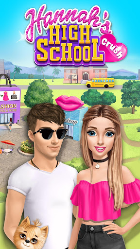 Hannah's High School Crush - First Date Makeover 8.0.19 screenshots 2