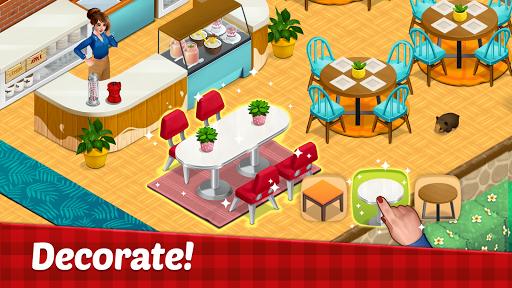 Fancy Cafe Mansion - Restaurant renovation games  screenshots 4