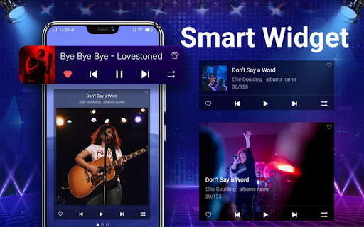 Music Player - Audio Player & Bass Booster android2mod screenshots 19