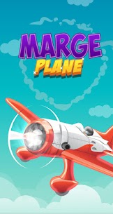 Download Merge Plane Mod APK 1.19.2 (Unlimited Money, Gems) 1