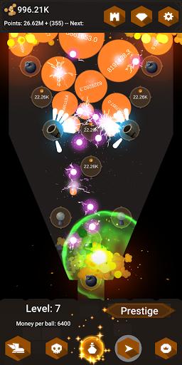 Tower Ball - Incremental Tower Defense 96 screenshots 7