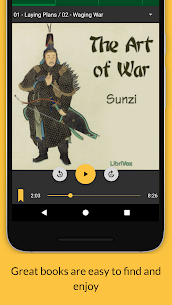 LibriVox Audio Books Supporter v10.1.0 [Paid] 2