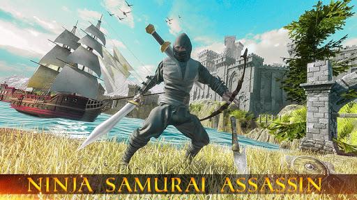 Ninja Samurai Assassin Hunter: Creed Hero fighter 2.1 screenshots 3