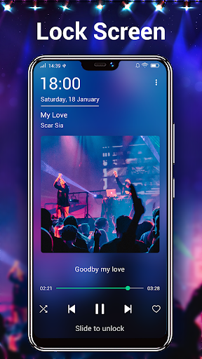 Music Player - MP3 Player  Screenshots 6