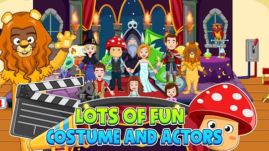 My Town  Movie Star  Cinema – Movie Game for Kids Apk Download 2021 2