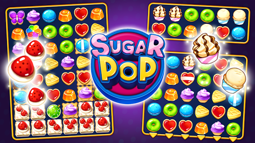 Sugar POP - Sweet Match 3 Puzzle 1.4.4 screenshots 1