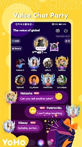 YoHo: Meet Your Friends in Voice Chat Room 4.18.1