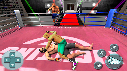 ultimate tag team fighting championship screenshot 2