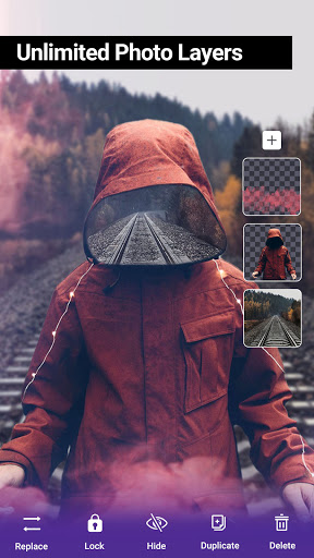 Picskit Photo Editor: Free Cutout, Collage, Filter apktram screenshots 6