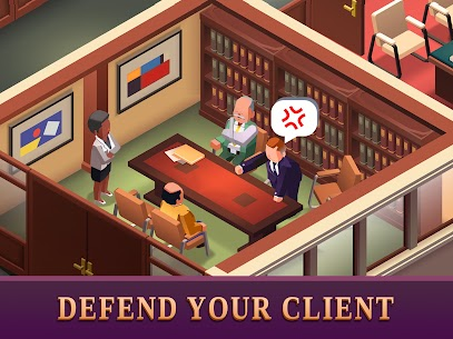 Law Empire Tycoon Mod Apk- Idle Game Justice Simulator (Unlimited Money) 7