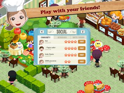 Restaurants Story MOD APK (Unlimited Money & Gems) – Updated 2021 5