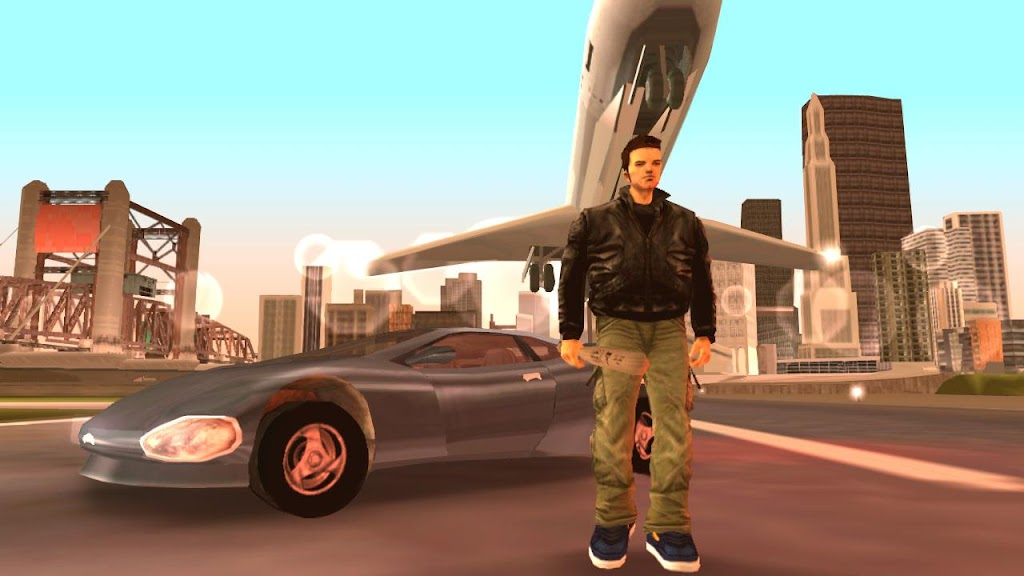 Grand Theft Auto III poster 3