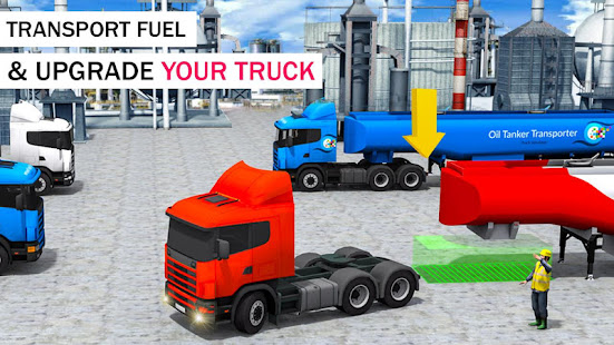 Truck Simulator - Truck Games 2.3 Screenshots 18