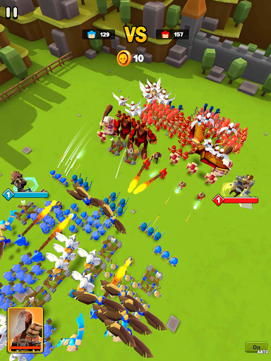 Legion Clash: World Conquest 0.6.2 screenshots 9
