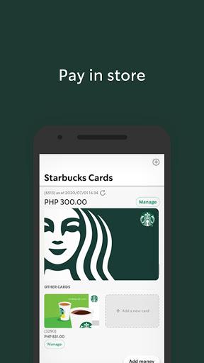 Starbucks Philippines 2.2 Screenshots 3