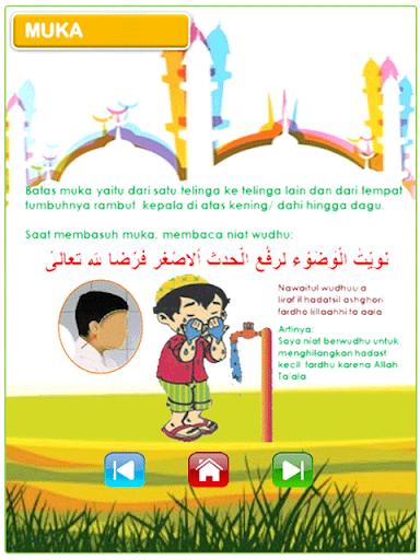 Edukasi Anak Muslim 7.0.4 screenshots 2