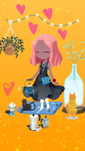 Chibi Girls - Doll Creator  screenshots 4