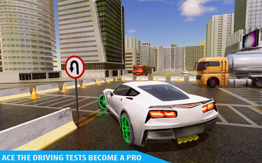 Télécharger Gratuit Driving School 2019 - Car Driving Simulator mod apk screenshots 1