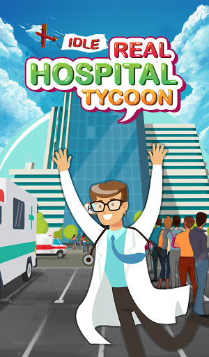 idle real hospital tycoon - hospital builder game screenshot 1