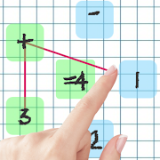 Mathematical Puzzles - Swipe to get the equations