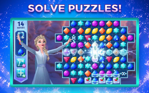 Disney Frozen Adventures: Customize the Kingdom  Screenshots 23