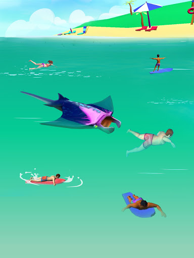 Shark Attack 3D android2mod screenshots 2
