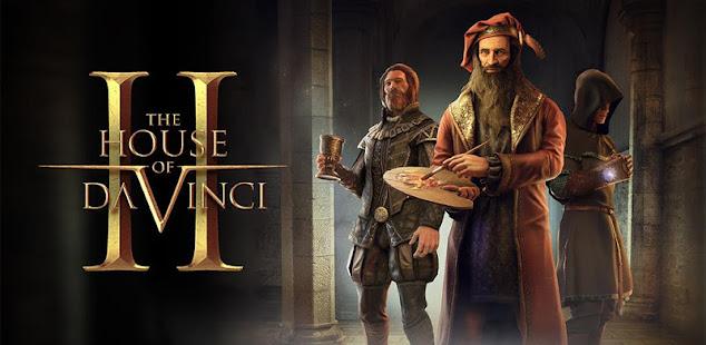 Скриншот №1 к The House of Da Vinci 2