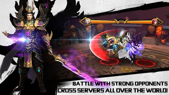 Dynasty Blades Mod Apk: Collect Heroes & Defeat Bosses (1 Hit Kill) 4