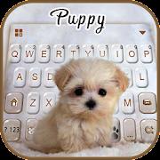 Innocent Puppy Keyboard Theme
