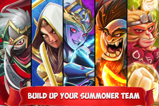 Epic Summoners: Hero Legends - Fun Free Idle Game  screenshots 2
