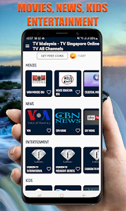 TV Indonesia Online – TV Malaysia TV Singapore 2