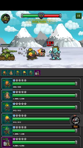 Grow Soldier - Idle Merge game 3.7.0 screenshots 4