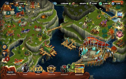Dragons : Rise of Berk Mod Android 5