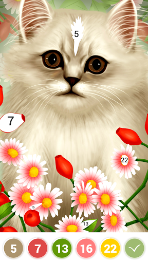 Art Number Coloring - Color by Number 3.9.9 screenshots 4