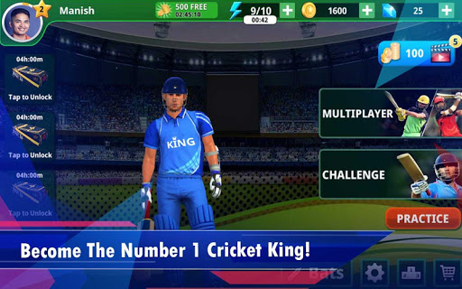 Cricket Kingu2122 - by Ludo King developer  screenshots 10